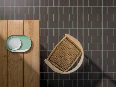 Cava Graphic Tile Collection by Living Ceramics
